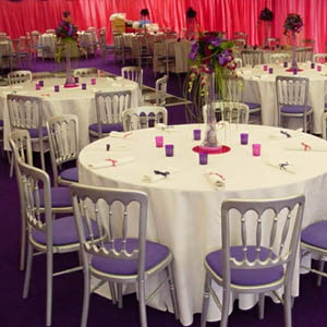 Hire Chairs for Weddings