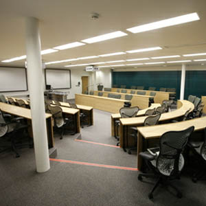 Lecture seating hire