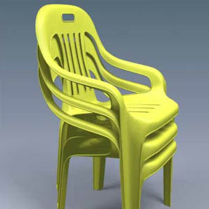 Plastic Chair Hire